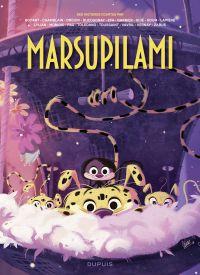 Marsupilami par - tome 2 - Des histoires courtes du Marsupilami par...Tome 2