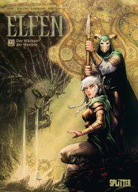 Elfen Bd. 22: Der Wächter d...