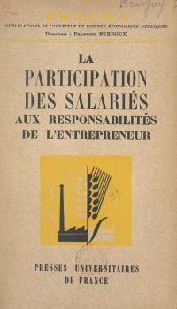 La participation des salari...