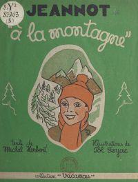 Jeannot à la montagne