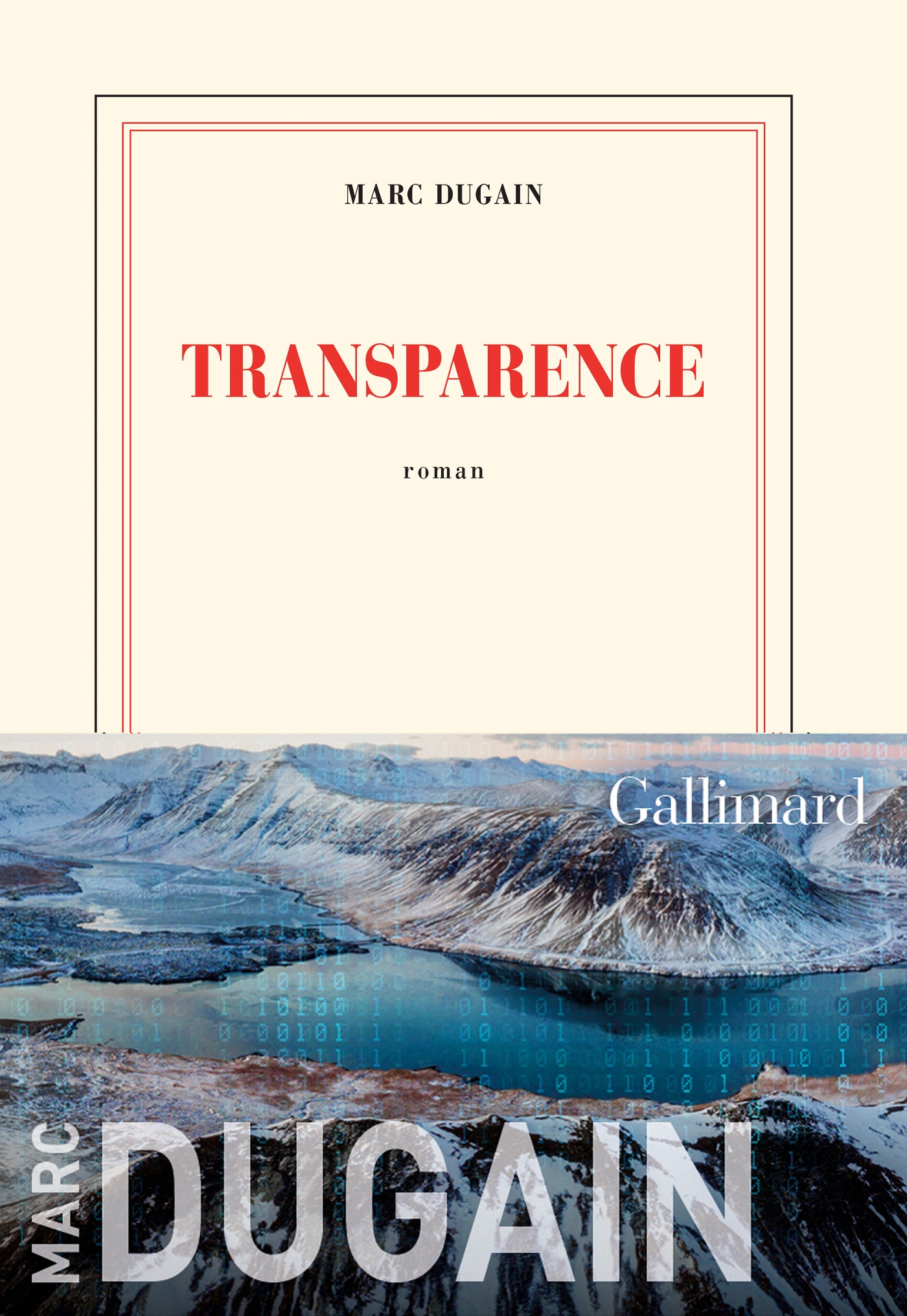 Transparence | Dugain, Marc