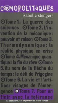 Cosmopolitiques (7). Pour e...