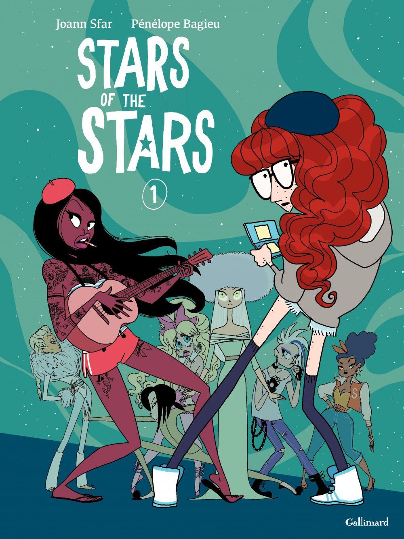 Stars of the Stars (Tome 1) | Sfar, Joann (1971-....). Auteur