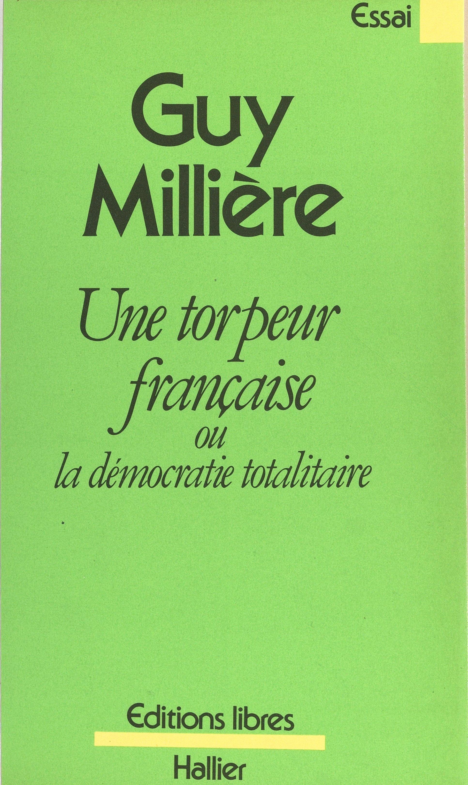 Une torpeur française