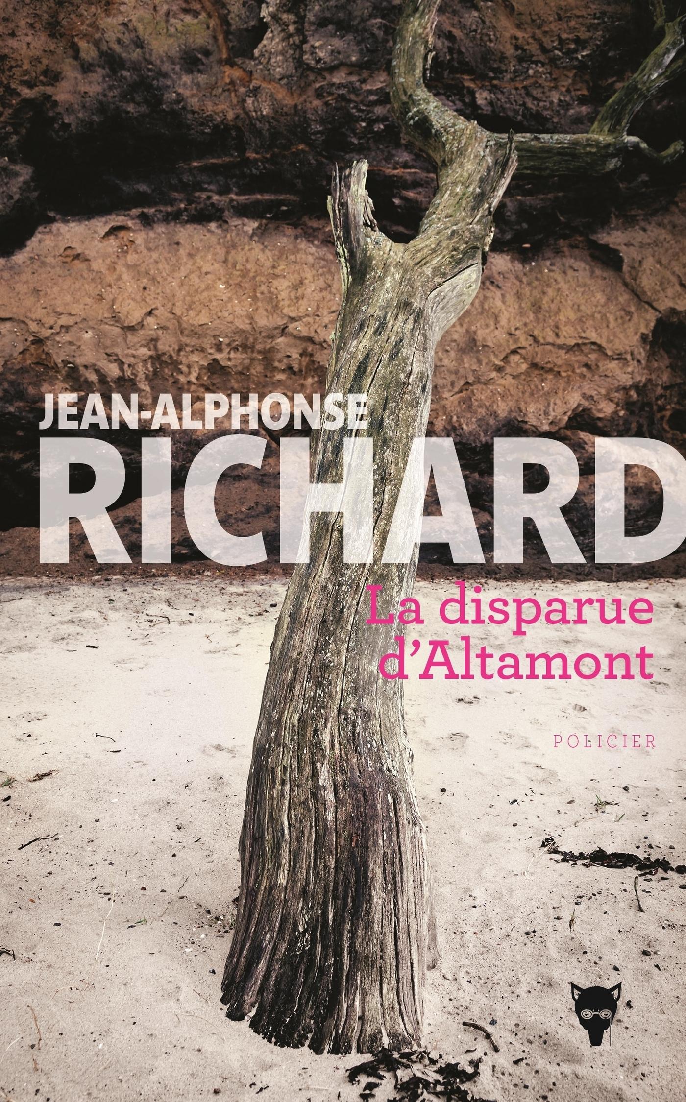 La disparue d'Altamont | Richard, Jean-alphonse