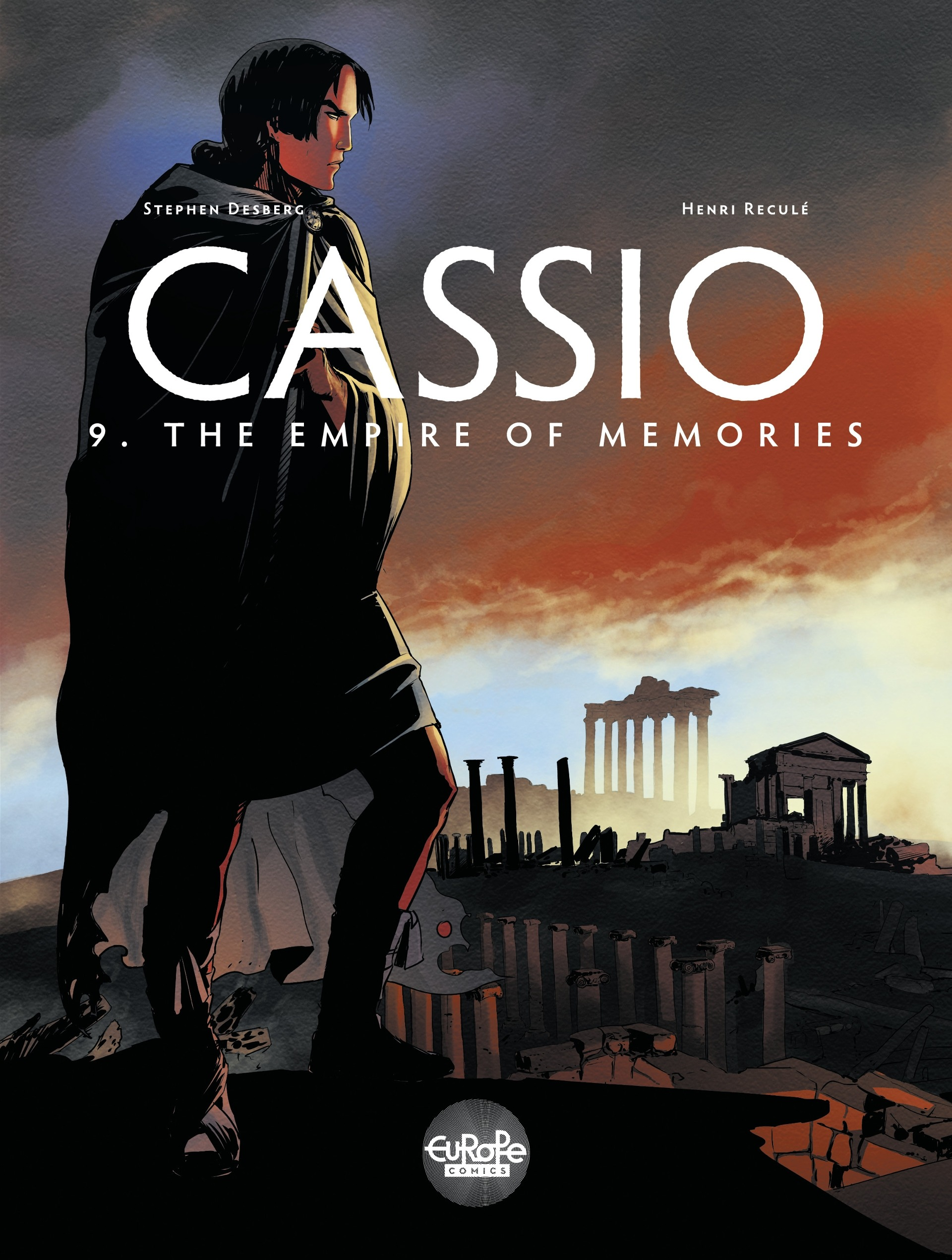 Cassio - Volume 9 - The Emp...