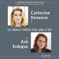Image de couverture (Le silence même n'est plus à toi)