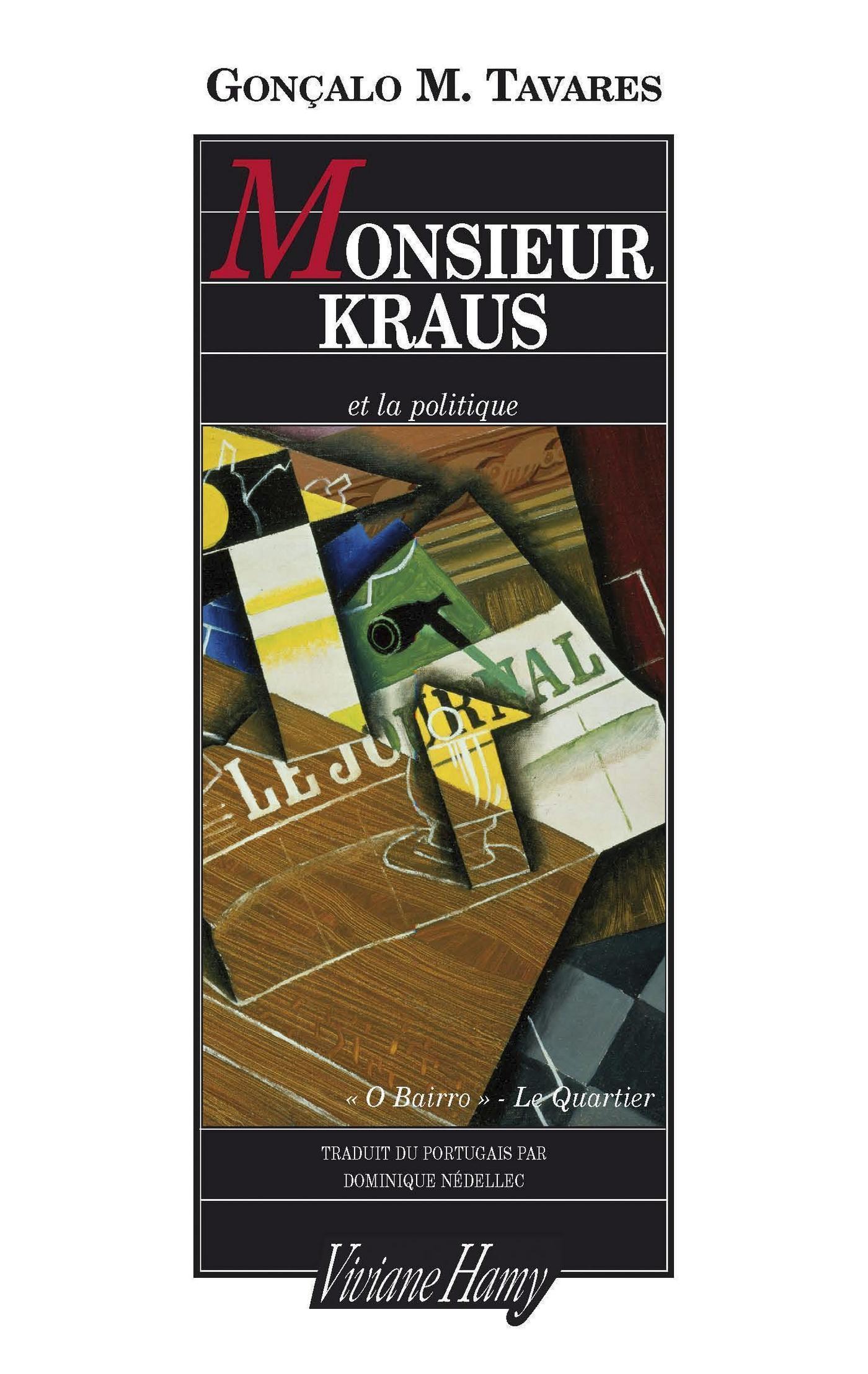 Monsieur Kraus et la politique