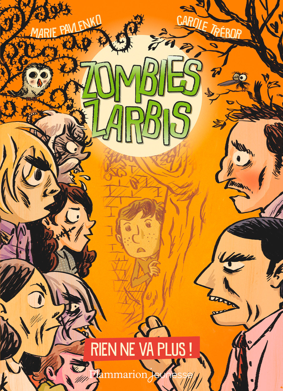 Zombies zarbis (Tome 2) - R...