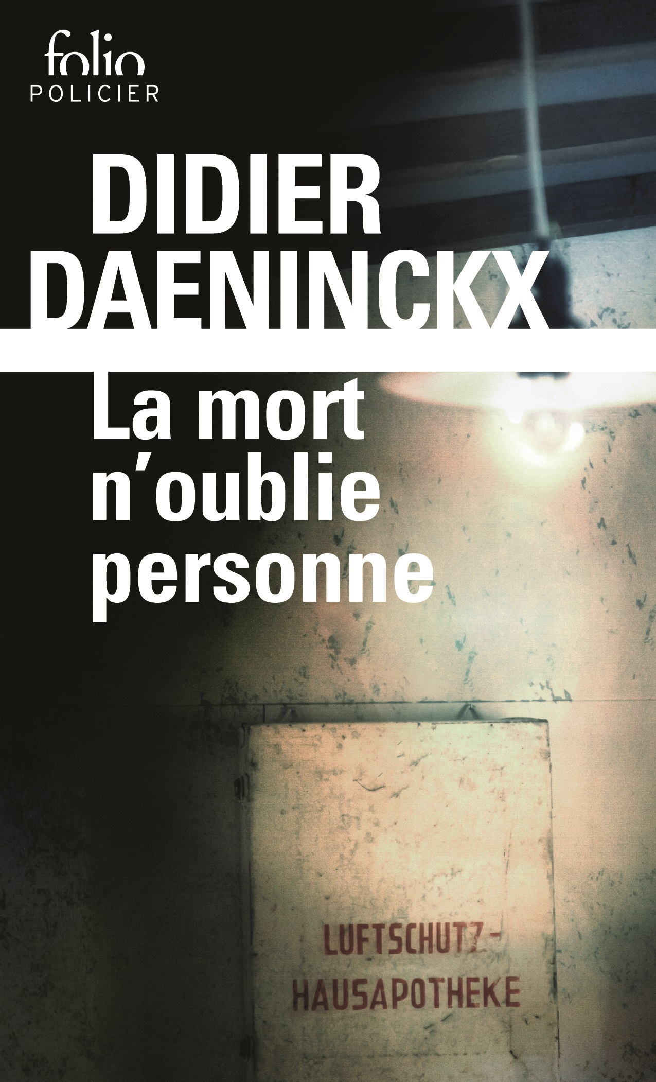 La mort n'oublie personne | Daeninckx, Didier