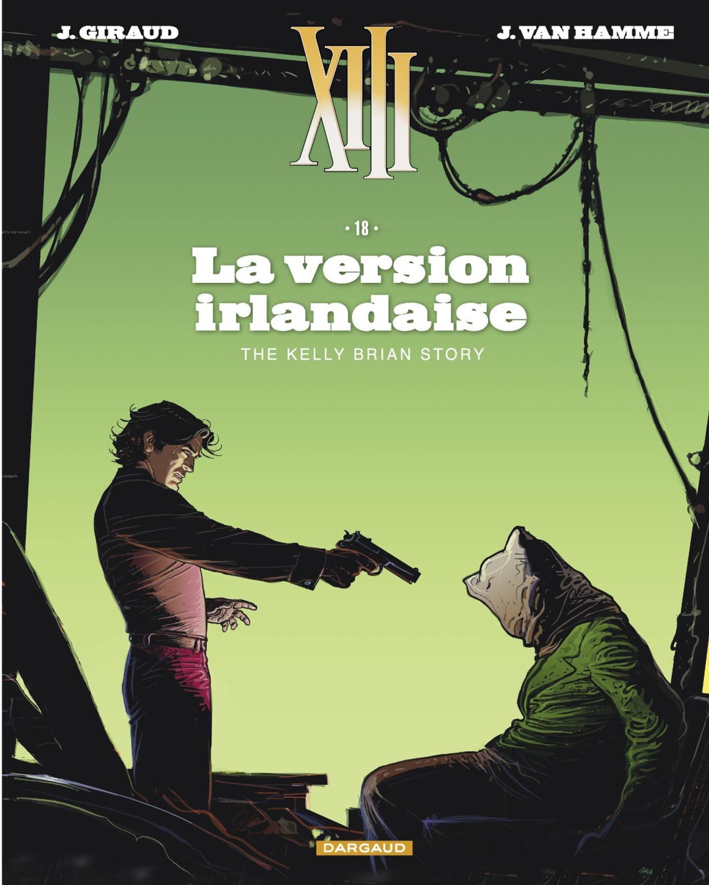 XIII  - tome 18 - La versio...