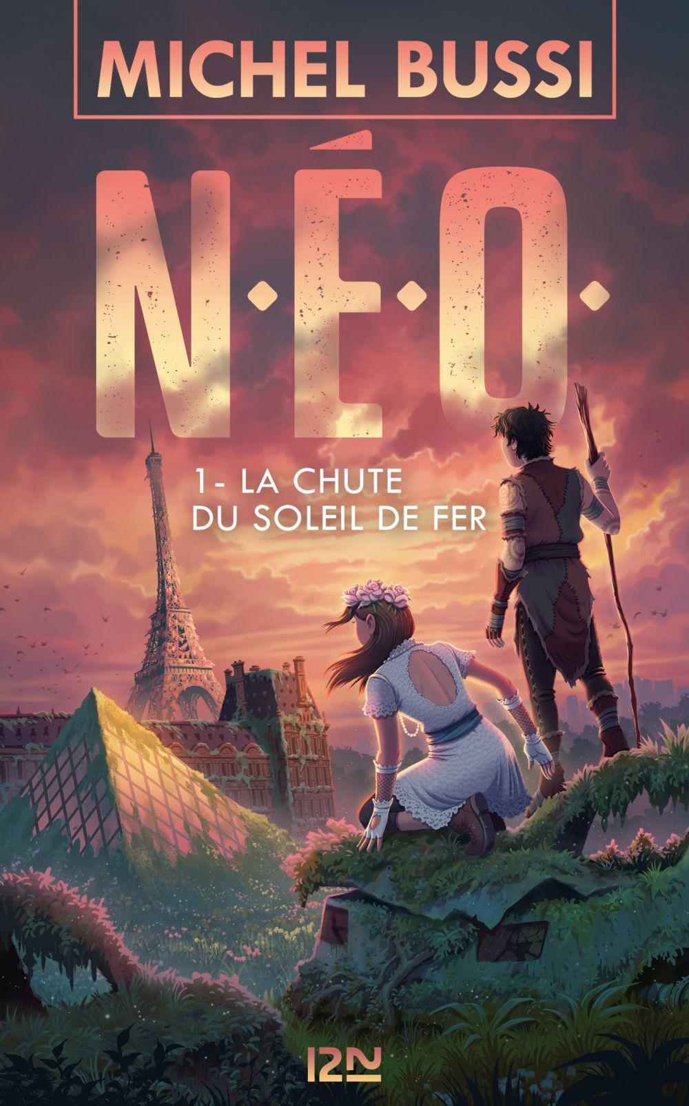 N.E.O. - tome 1 : La Chute du soleil de fer |