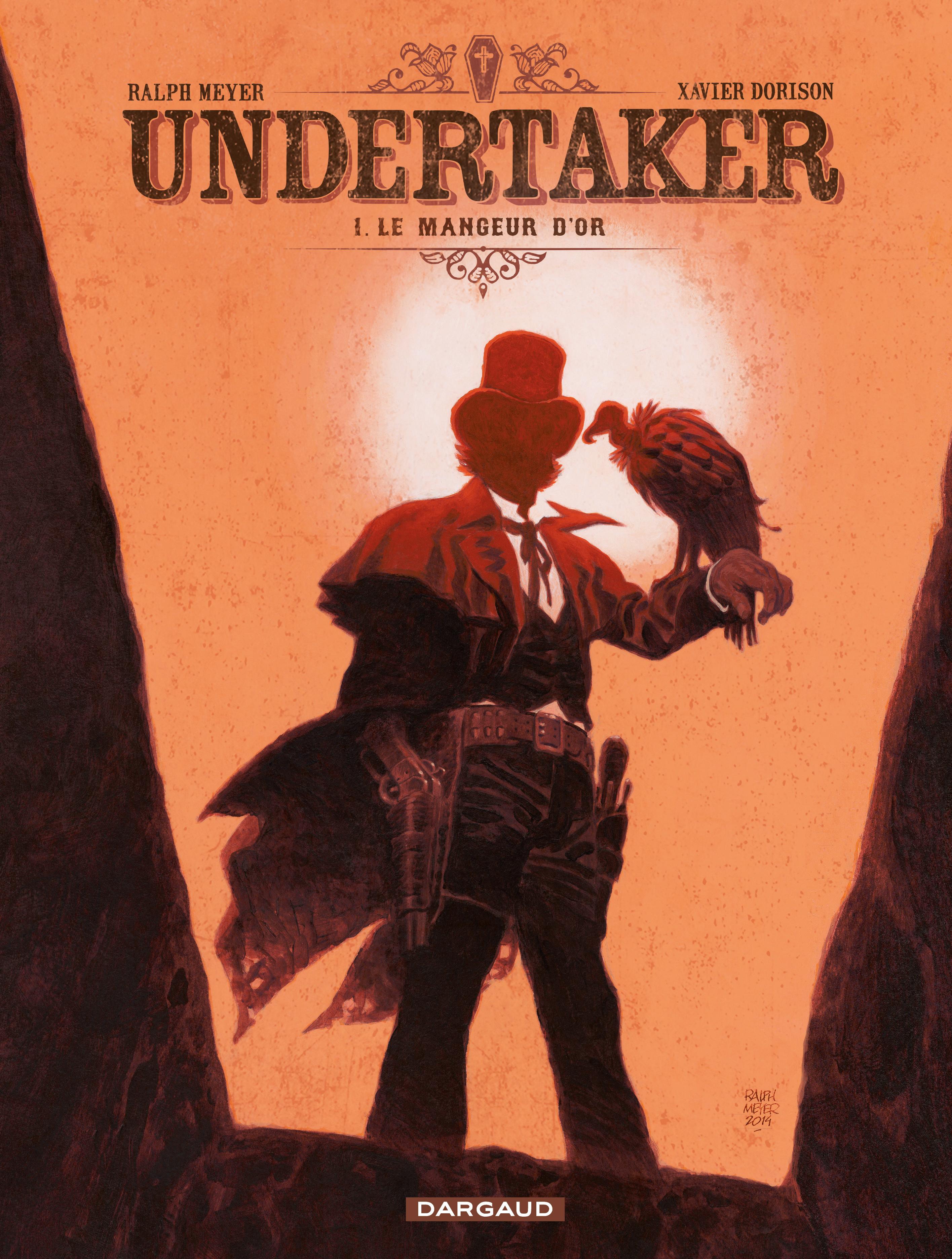 Undertaker - Tome 1 - Le Mangeur d'or
