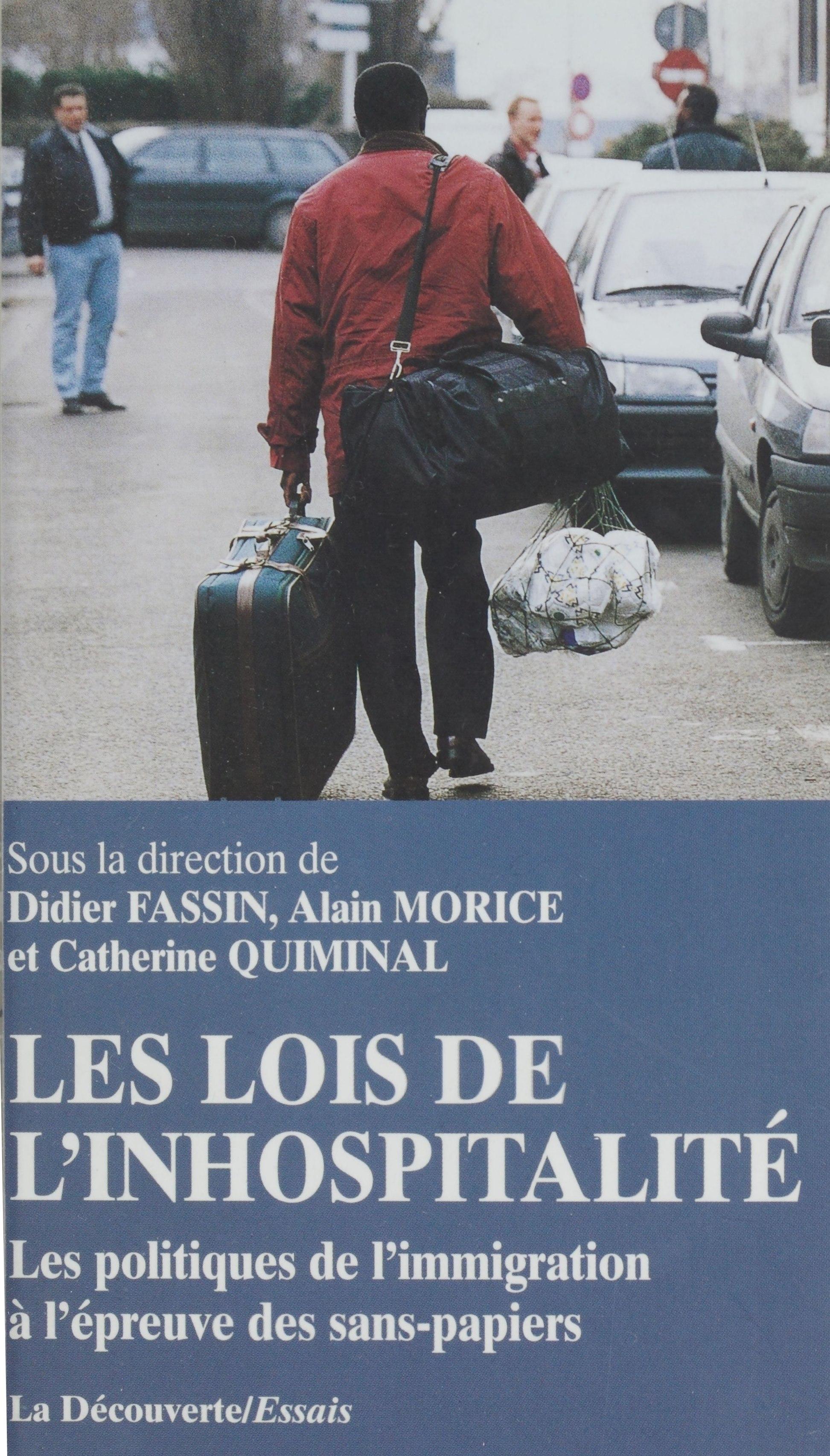 Les Lois de l'inhospitalité | Fassin, Didier