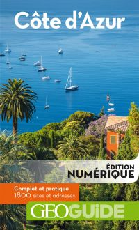 GEOguide Côte d'Azur | Collectif, . Auteur
