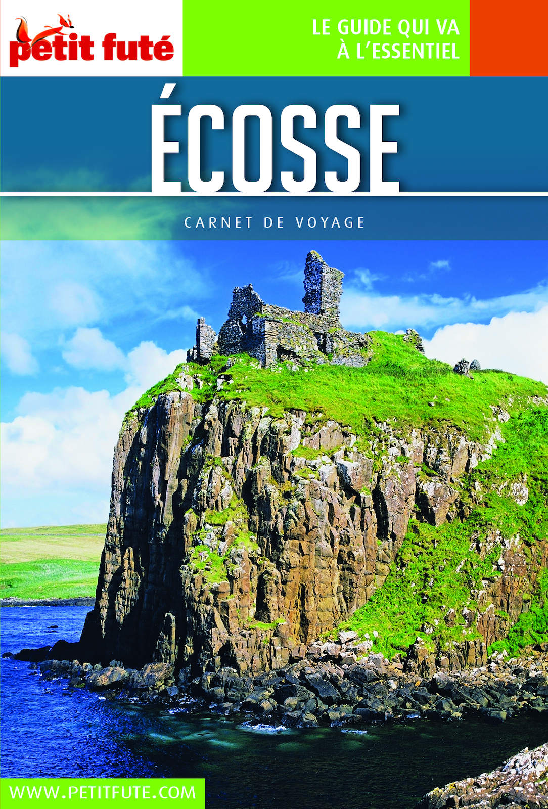 ECOSSE 2018 Carnet Petit Futé