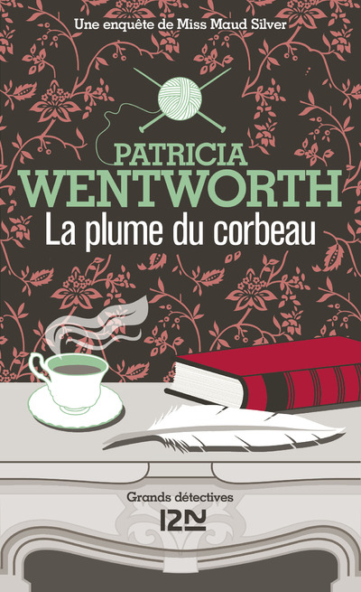 La plume du corbeau   WENTWORTH, Patricia