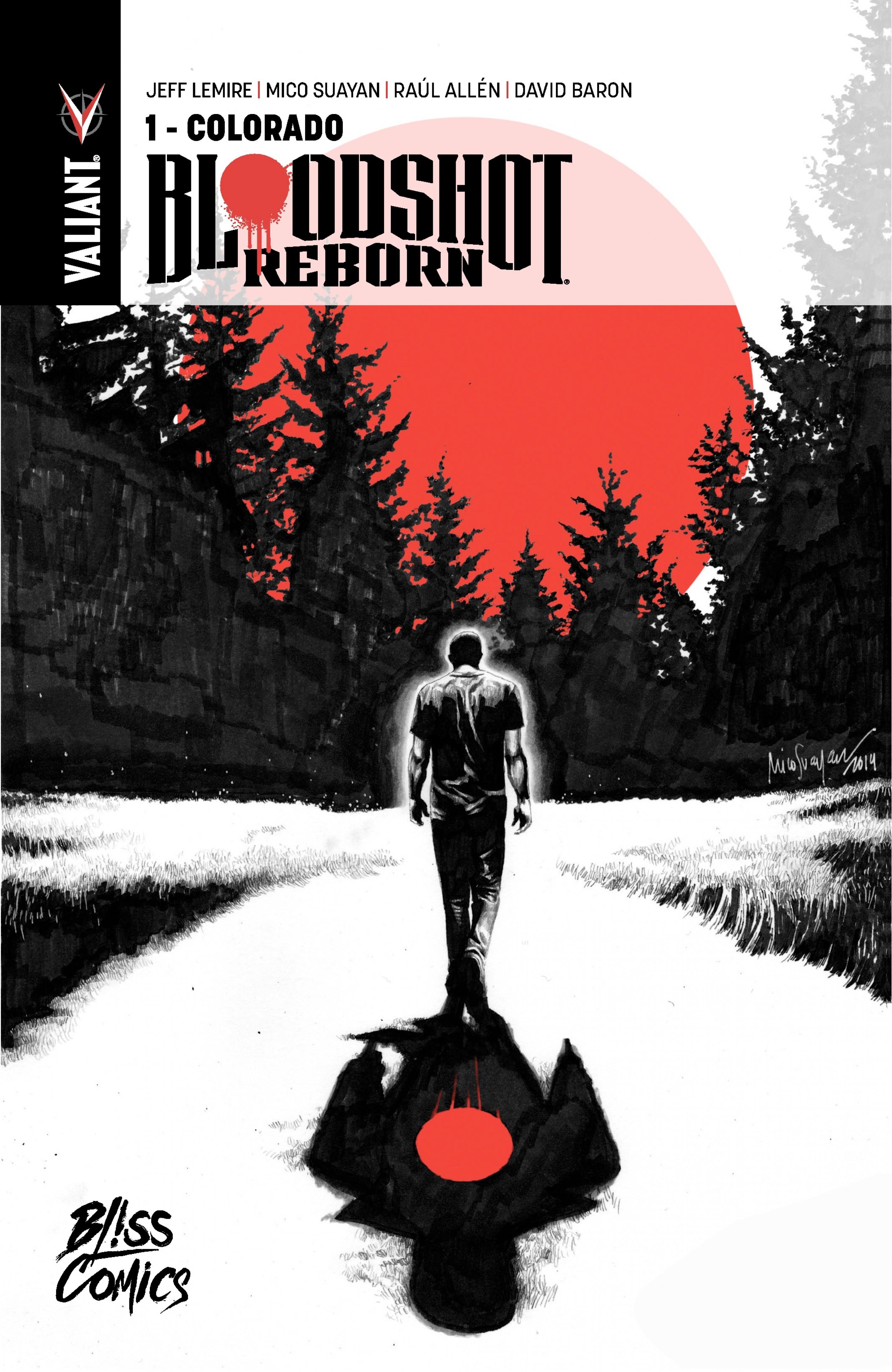 Bloodshot Reborn - Tome 1 -...