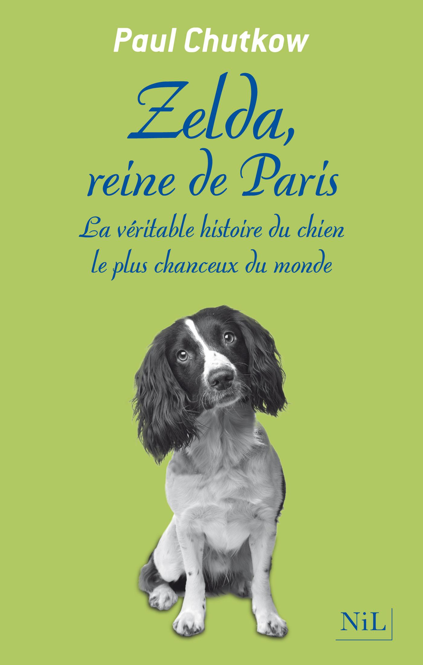 Zelda, reine de Paris | CHUTKOW, Paul