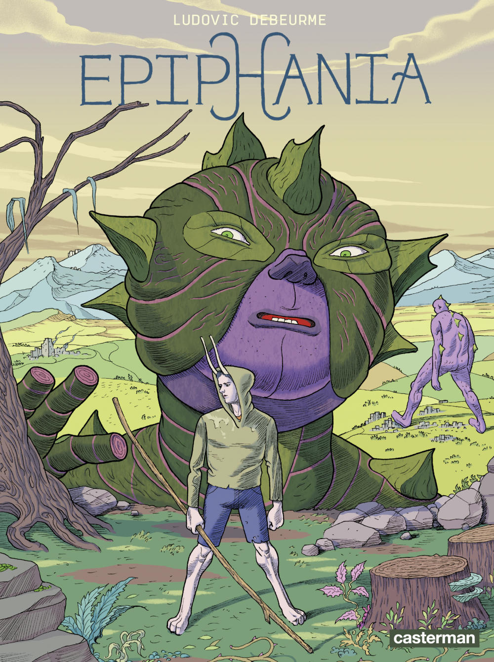 Epiphania (Tome 3) | Debeurme, Ludovic. Contributeur