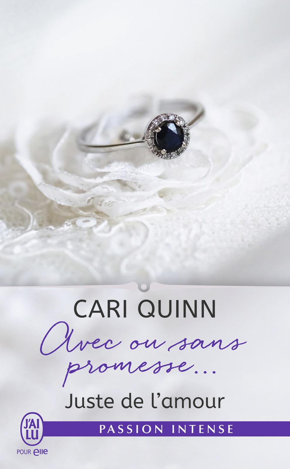 Juste de l'amour (Tome 3) - Avec ou sans promesse…