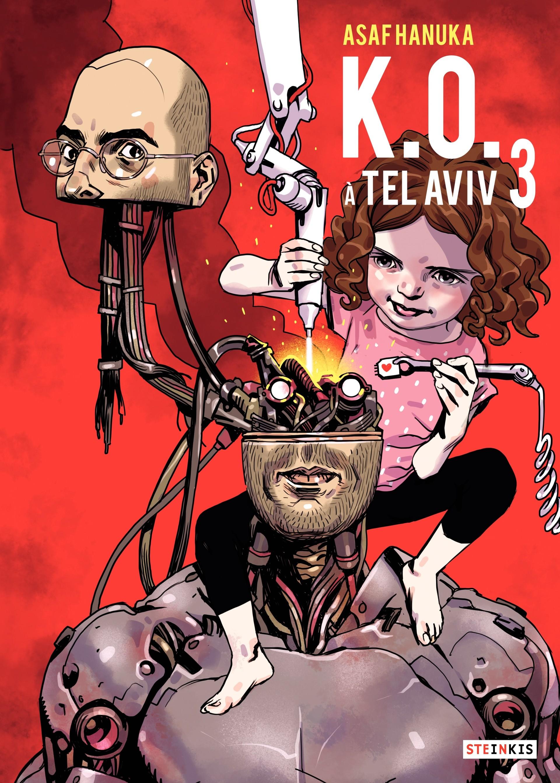K.O. à Tel Aviv - Tome 3
