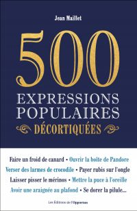 500 expressions populaires ...