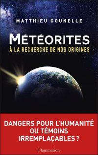 Cover image (Météorites)