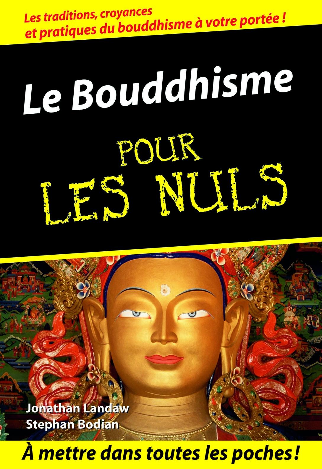 Le Bouddhisme Pour les Nuls | LANDRAW, Jonathan