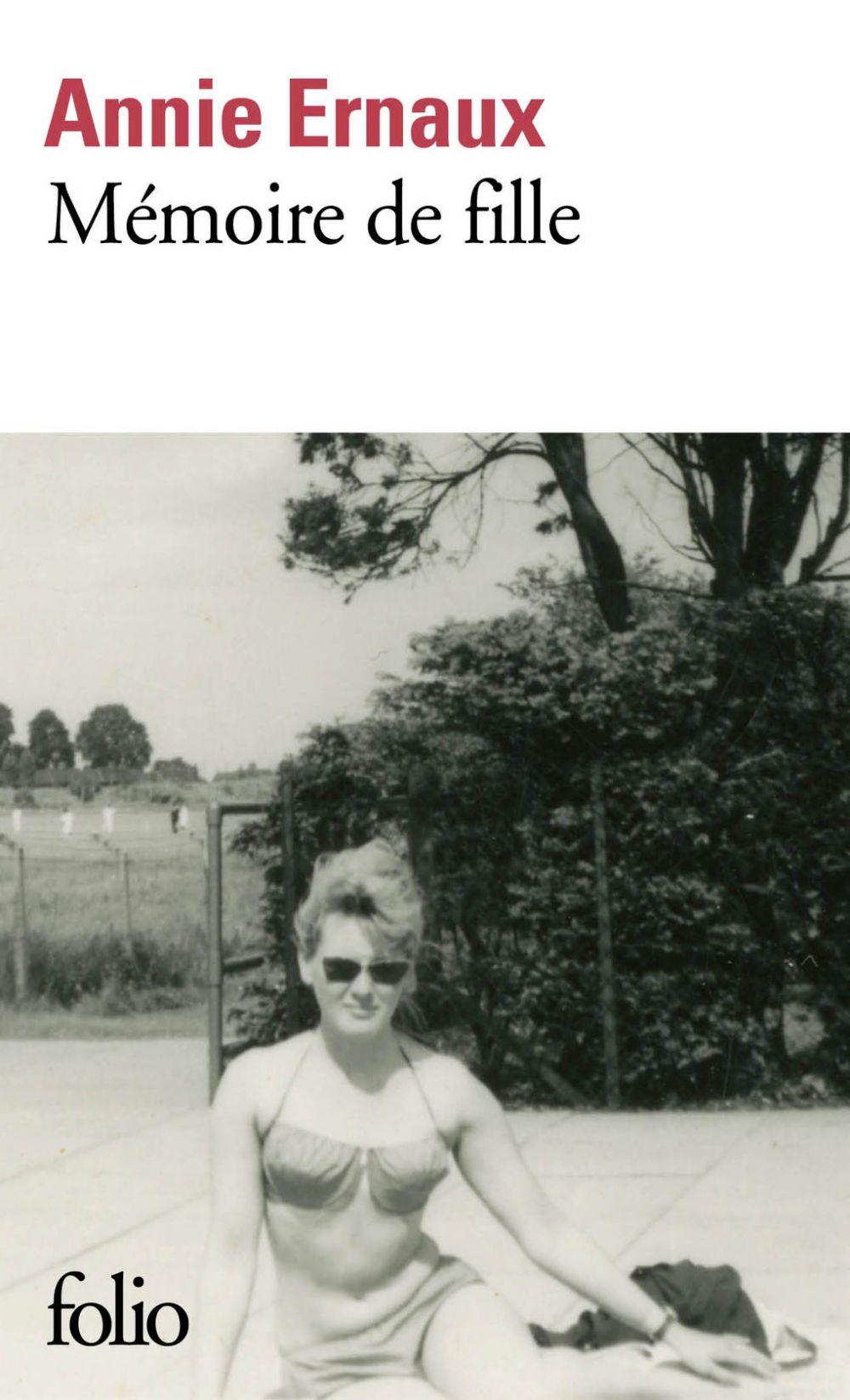 Mémoire de fille   Ernaux, Annie. Auteur