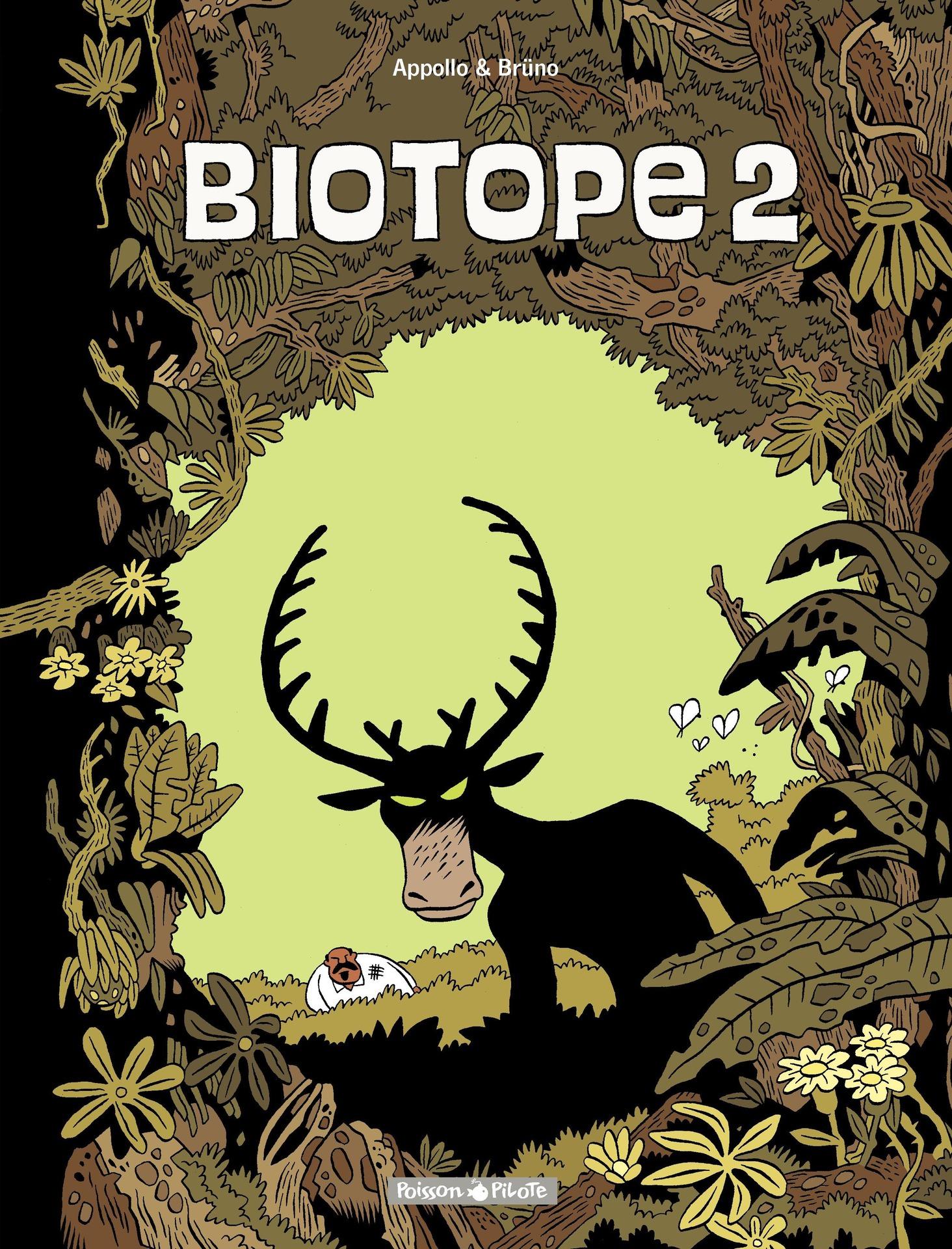 Biotope - Tome 2   Appollo