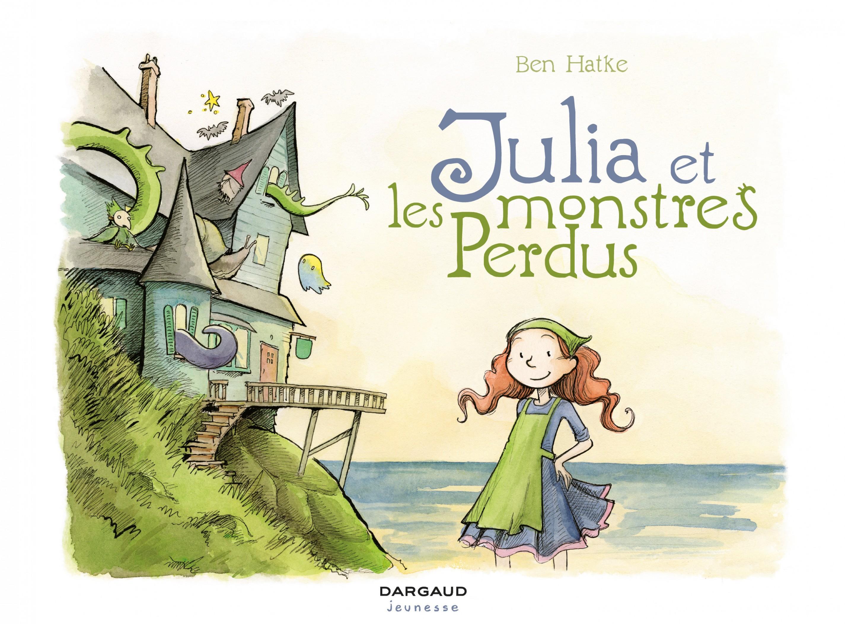 Julia et les monstres perdus