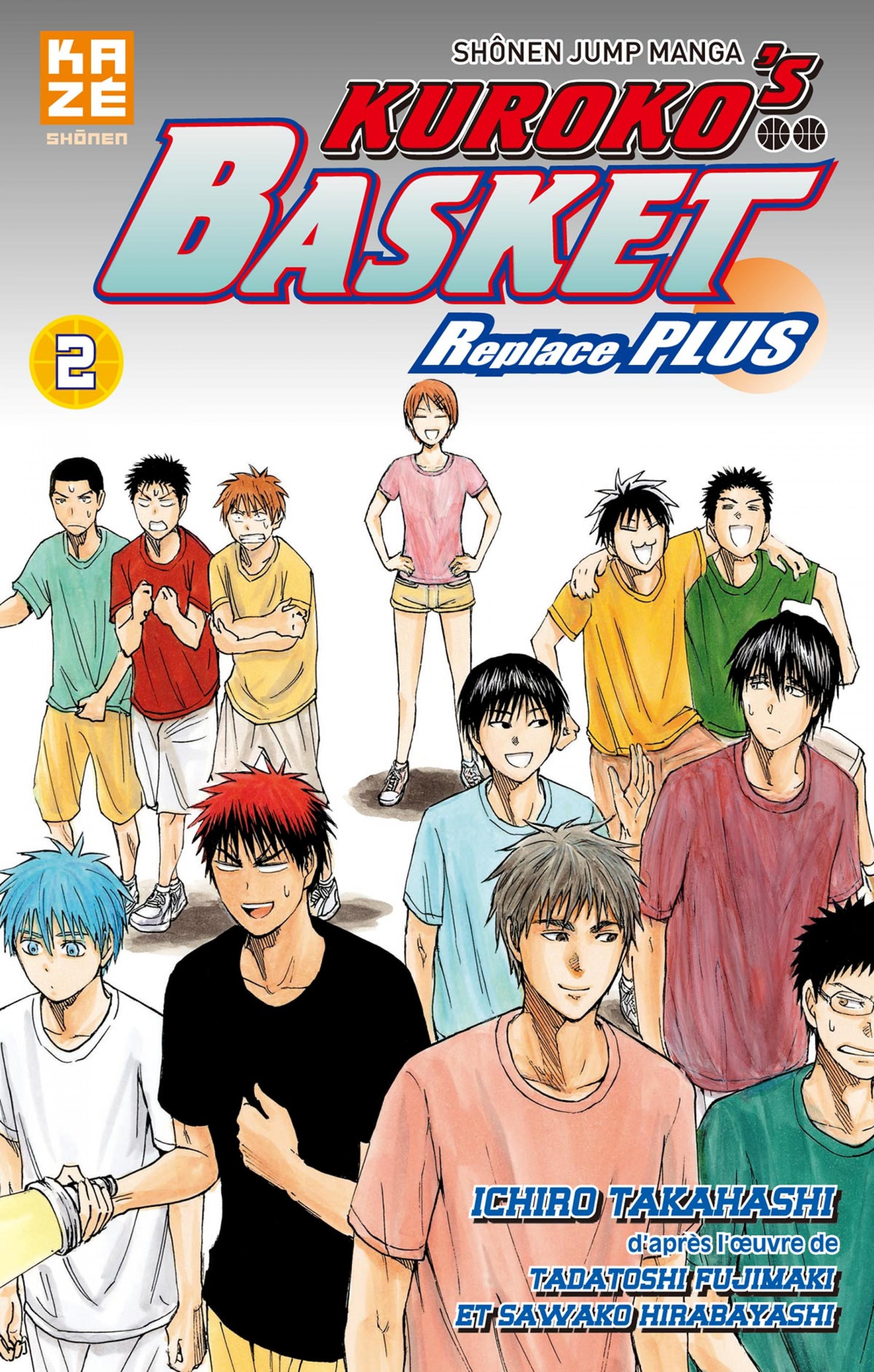 Kuroko's Basket Replace Plu...