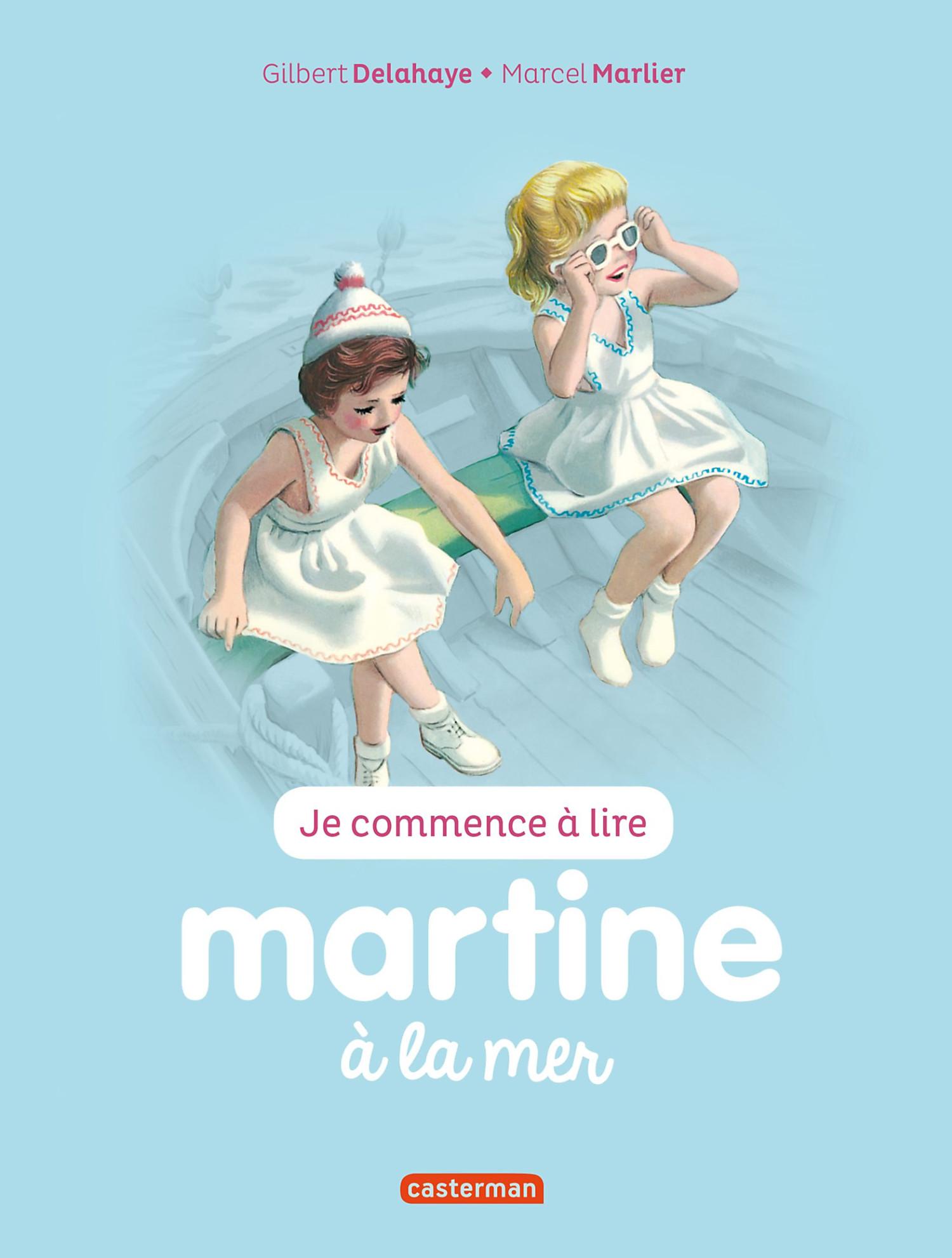 Martine à la mer