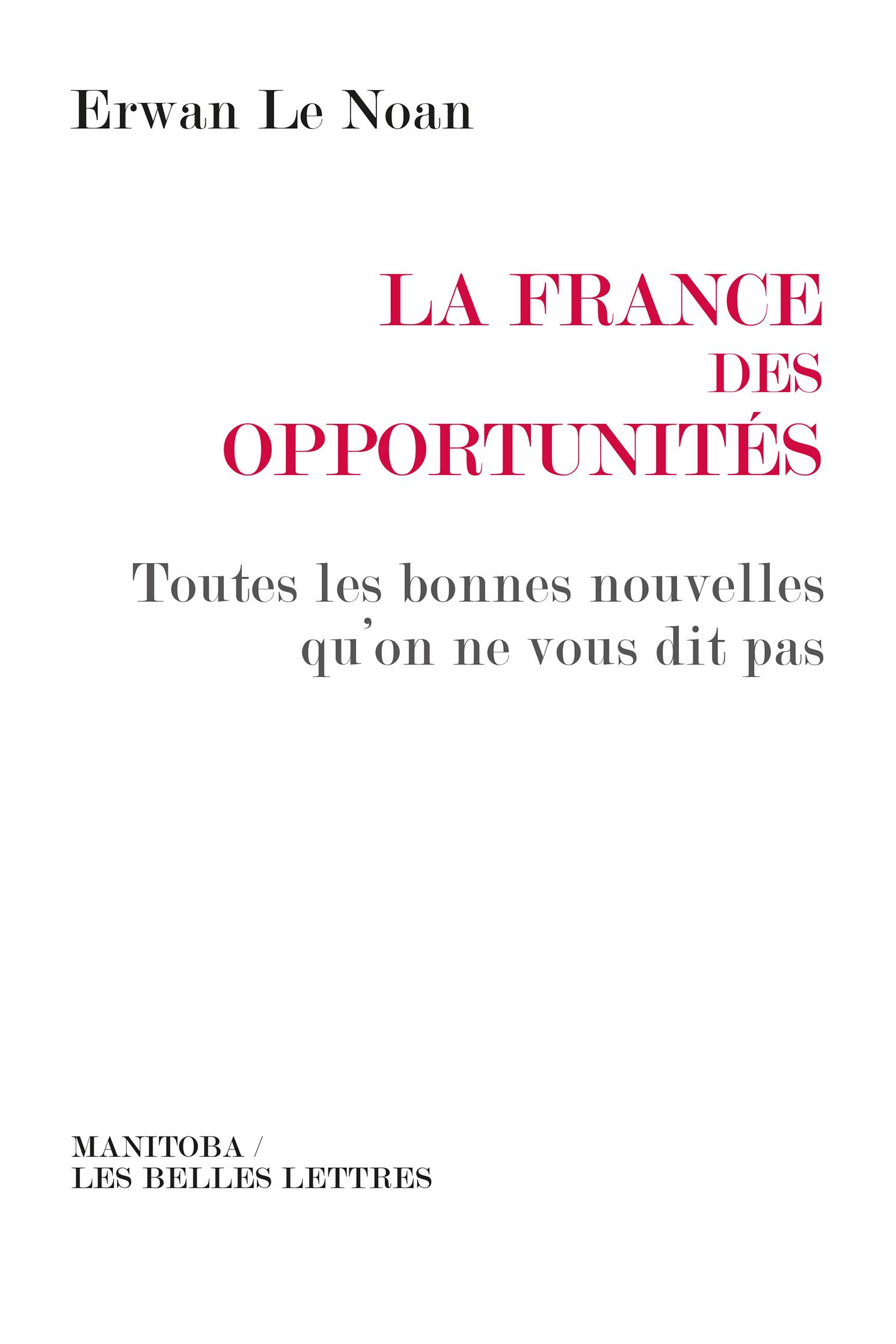 La France des opportunités