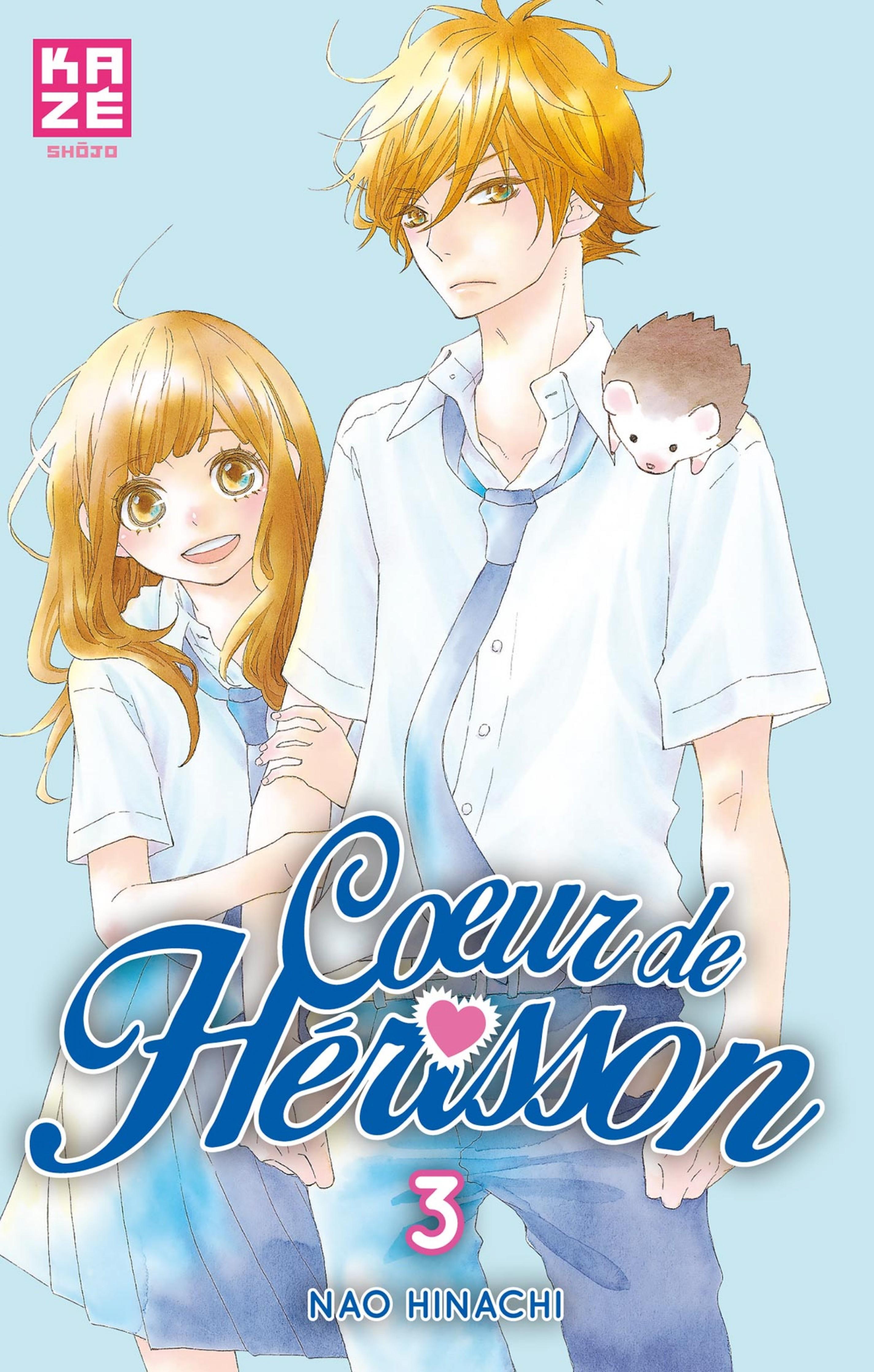 Coeur de Herisson - Tome 3