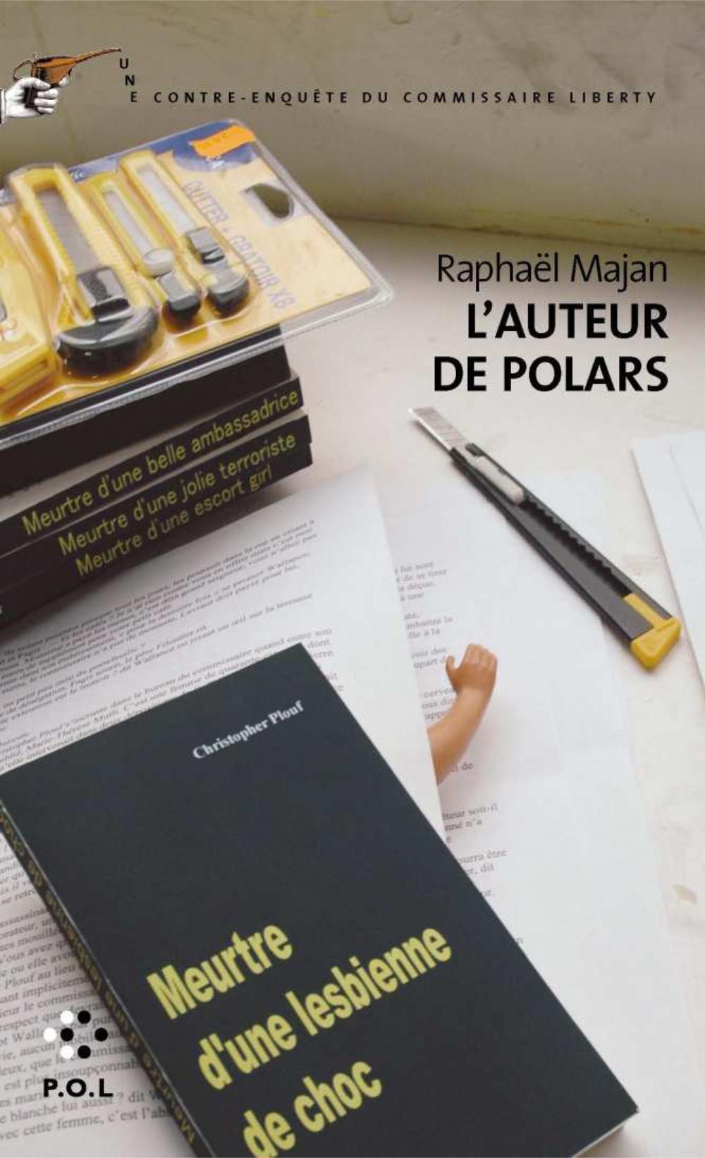 L'auteur de polars