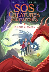 Image de couverture (SOS Créatures fantastiques (Tome 2) - Le Procès du dragon)