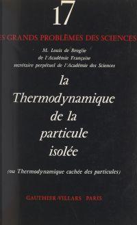 La thermodynamique de la pa...