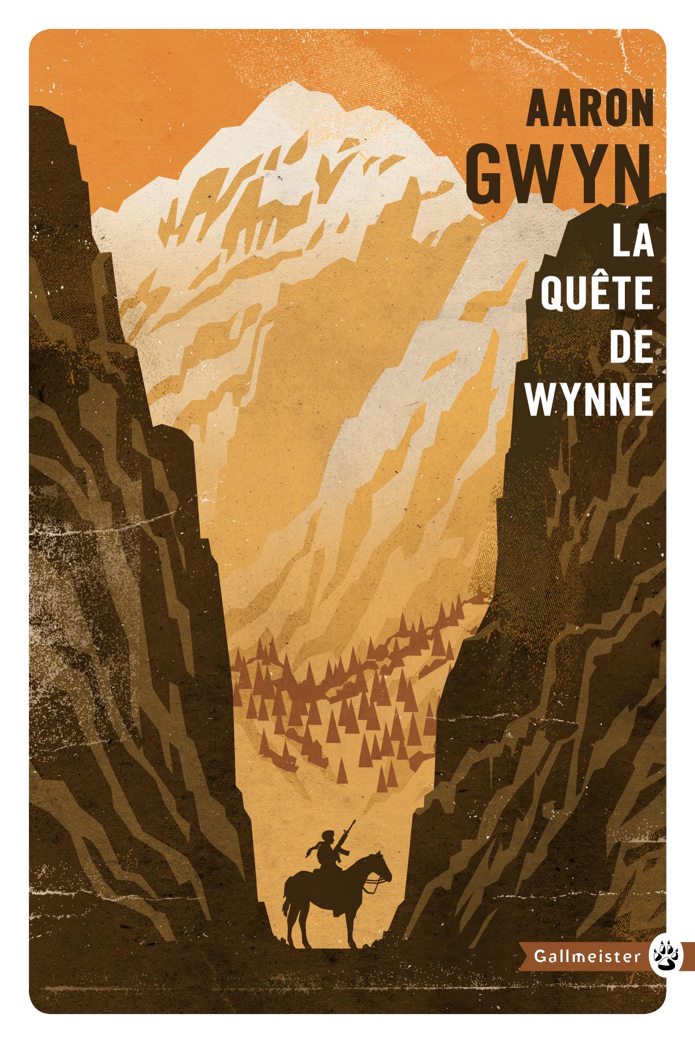 La Quête de Wynne | Gwyn, Aaron