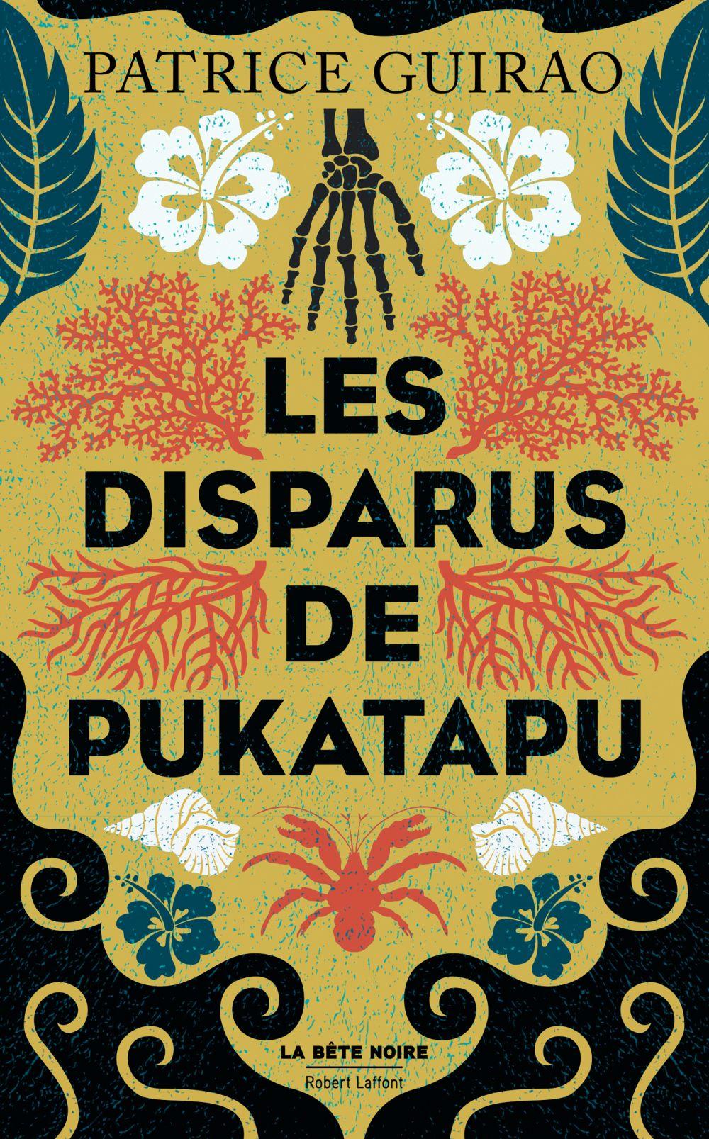 Les Disparus de Pukatapu |