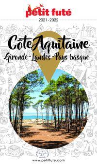 CÔTE AQUITAINE 2021 Petit Futé | Auzias, Dominique. Auteur