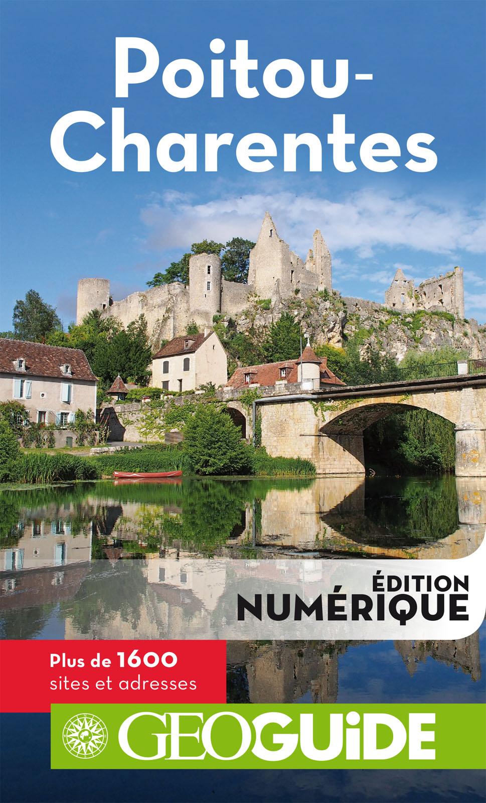 GEOguide Poitou-Charentes | Collectif,