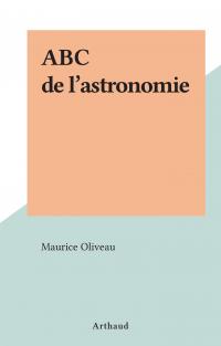 ABC de l'astronomie