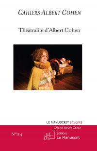Cahiers Albert Cohen N°24