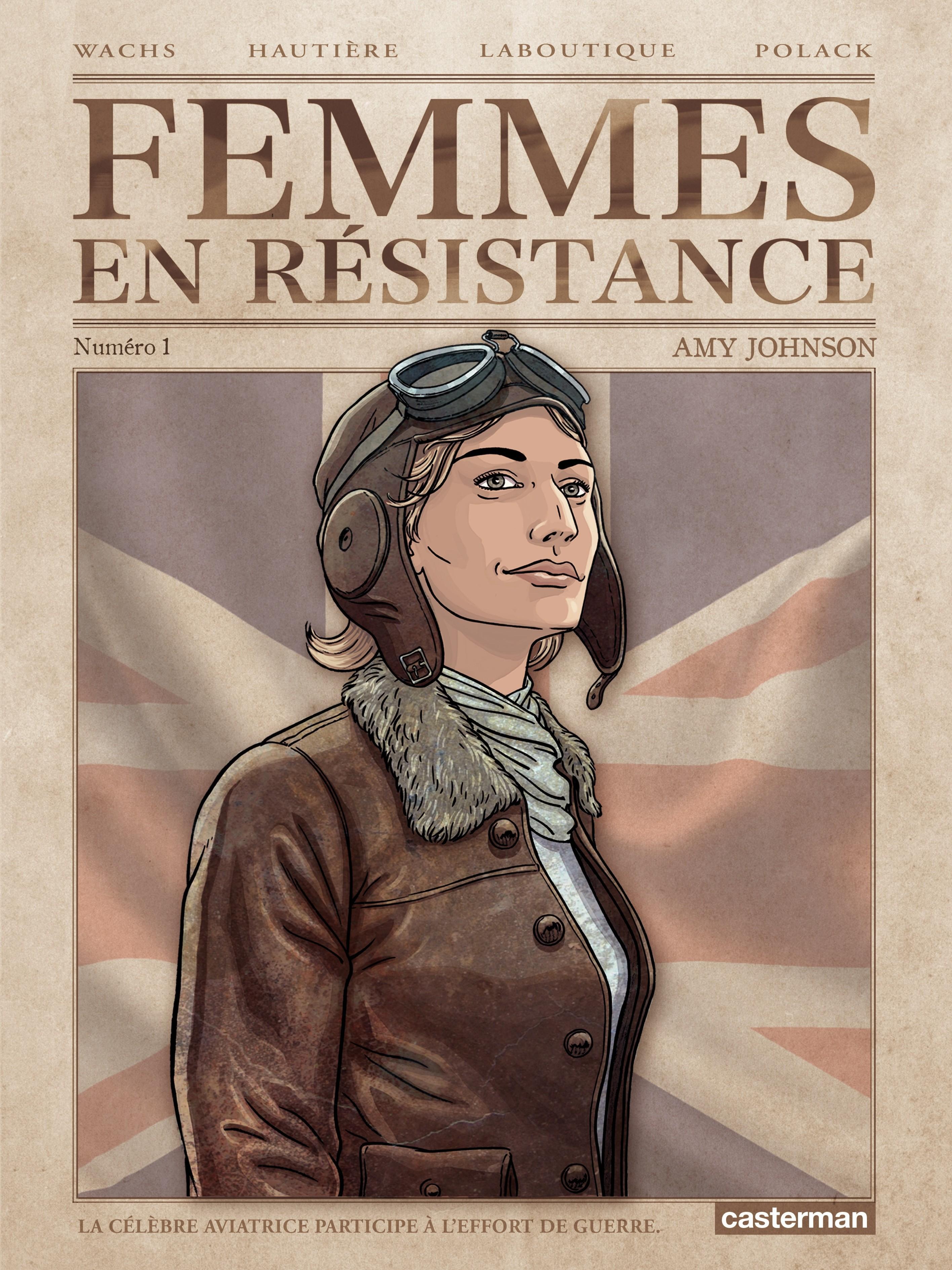 Femmes en résistance (Tome 1) - Amy Johnson