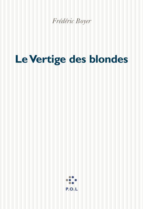 Vertige des blondes