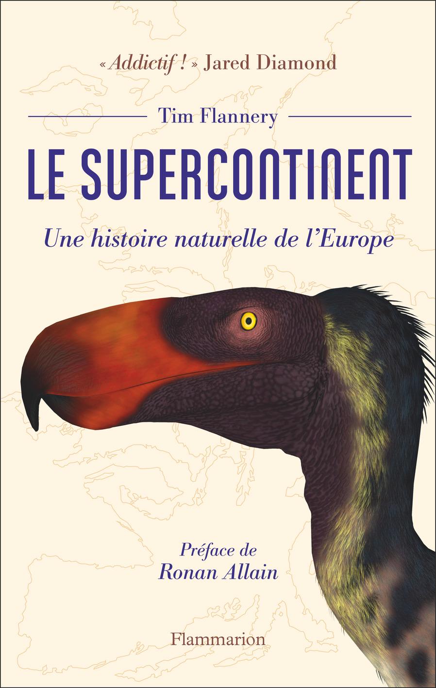 Le supercontinent | Flannery, Tim Fridtjof (1956-....). Auteur