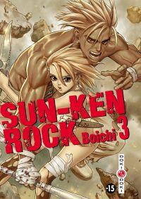 Sun-Ken Rock - Tome 3