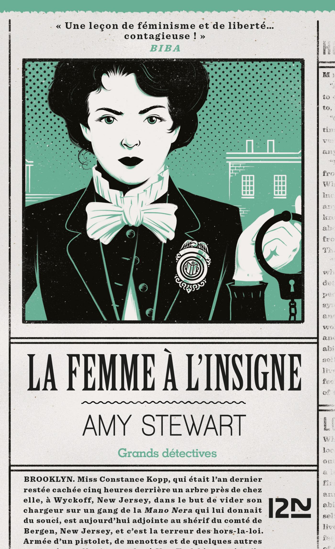 La femme à l'insigne | STEWART, Amy